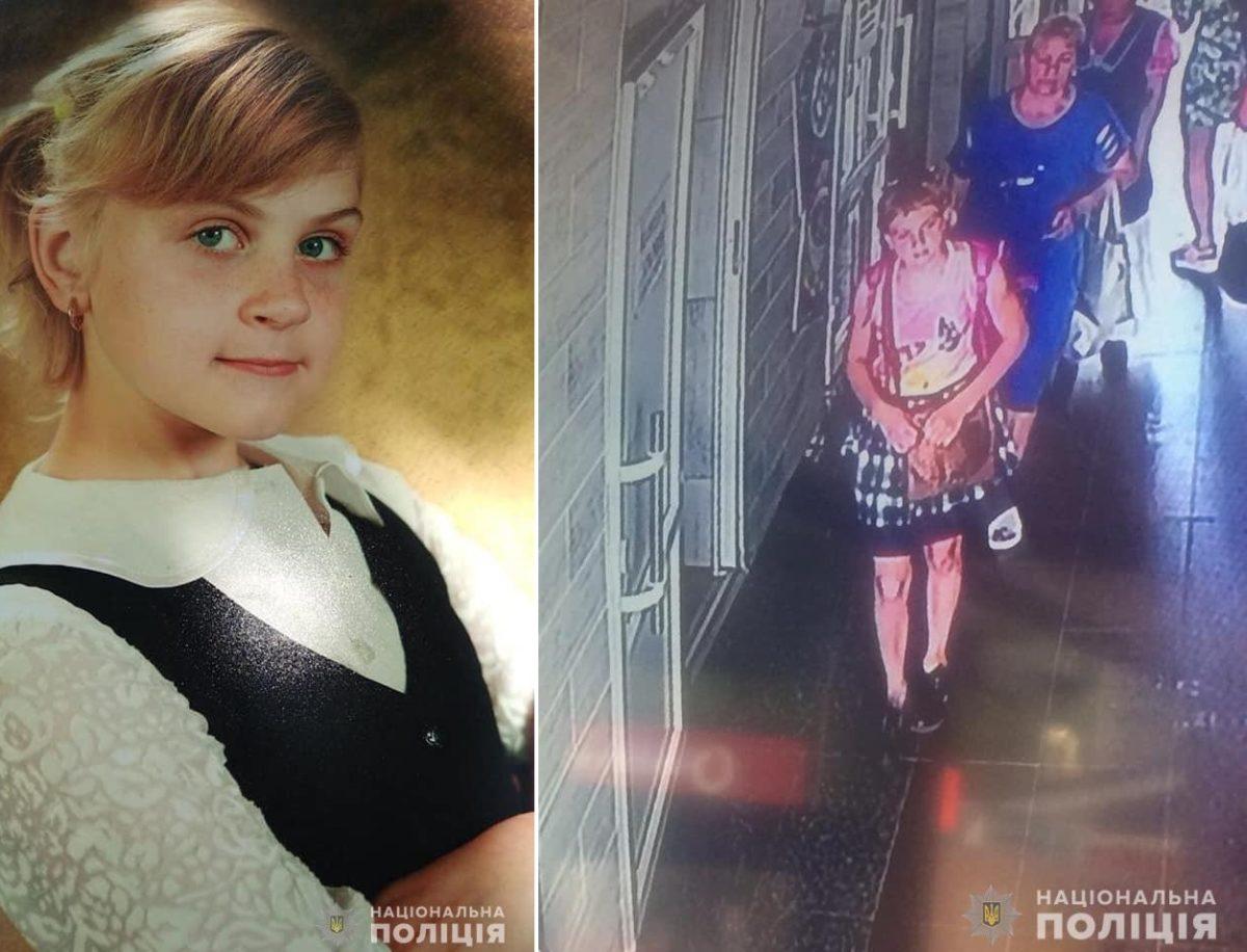11-летняя девочка, которая пропала в Винницкой области, нашлась под Киевом