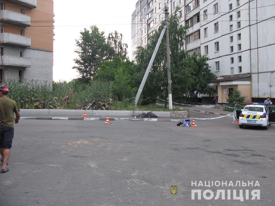 Под Киевом в городе Обухов резня закончилась смертью