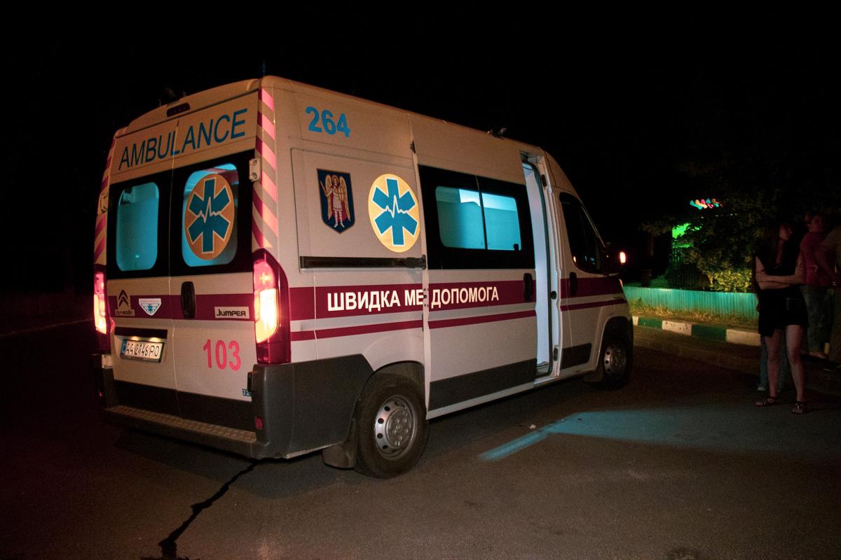 Мужчина за рулемCorolla получил серьезную травму ноги и головы, в автомобиле не сработала подушка безопасности