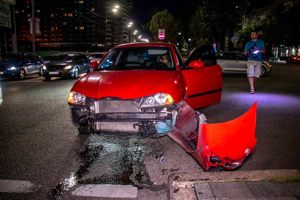 Его участниками стали Seat Ibiza и Skoda Octavia