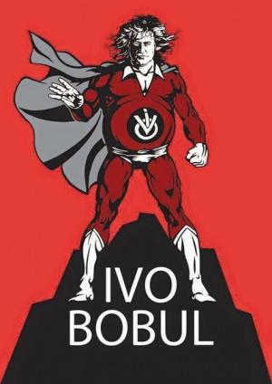 Иво теперь стал супергероем для жителей Украины