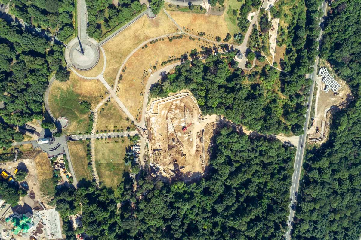 На строительство выделили около 772 миллионов гривен