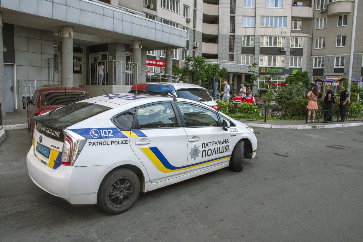 Полиция рассматривает несколько версий, одна из которых - убийство