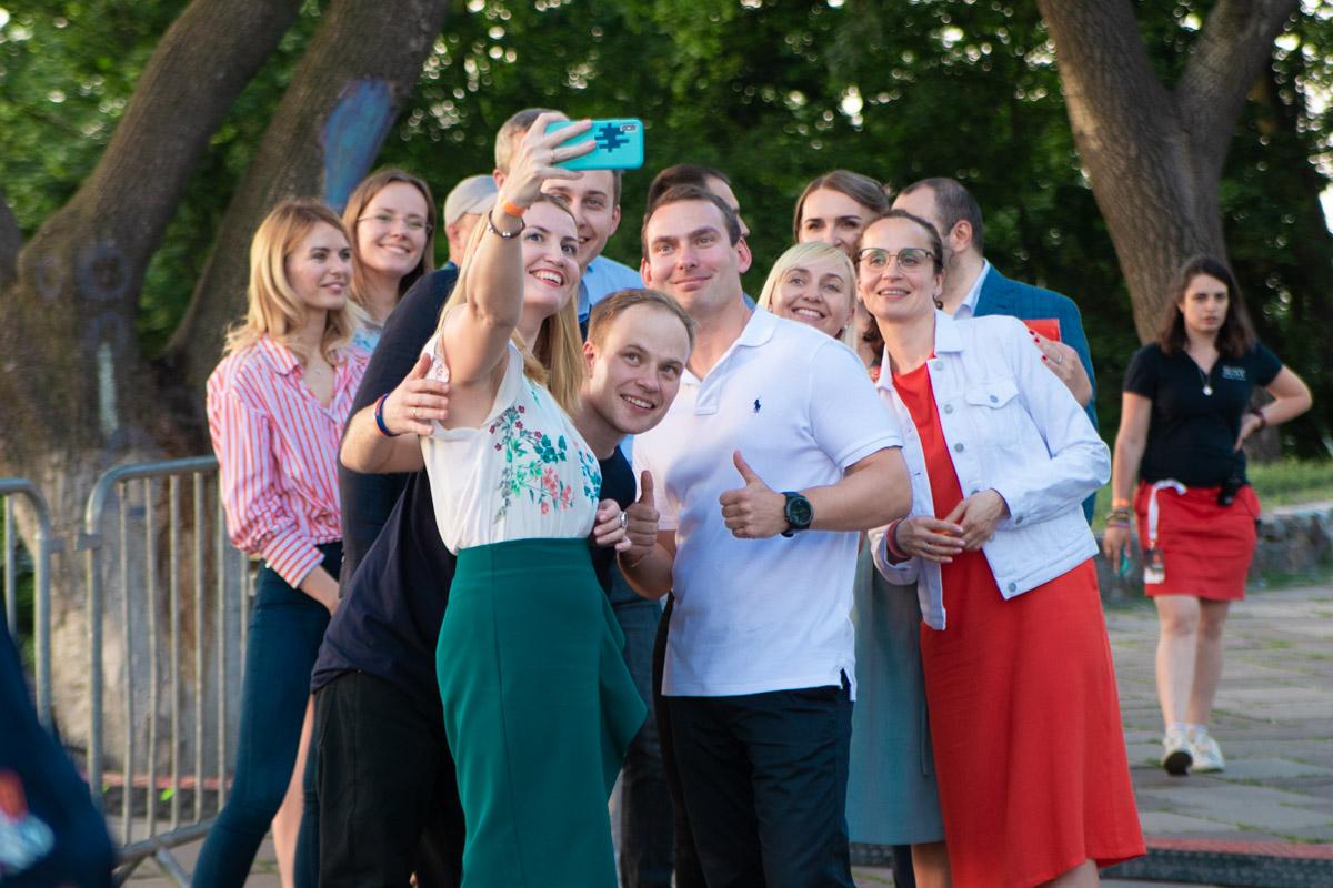 На съезде «Голос» утвердил программу партии, список кандидатов в народные депутаты Украины