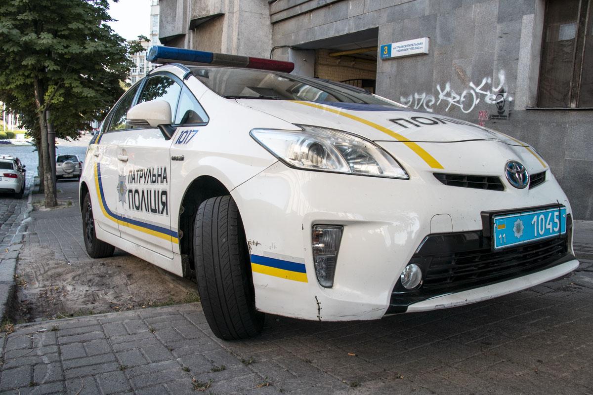 Детали инцидента устанавливают правоохранители