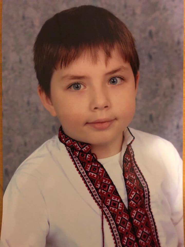 Черевко Захар пропал на улице Вербицкого в Киеве