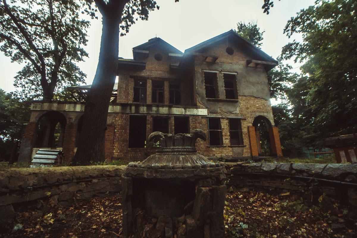 Здание, которое таит в себе историю