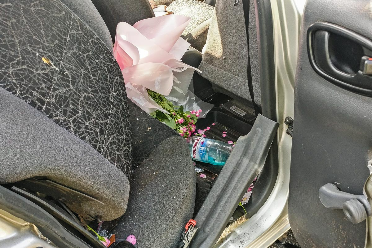 Погибшая ехала в качестве приглашенной гостьи на свадьбу