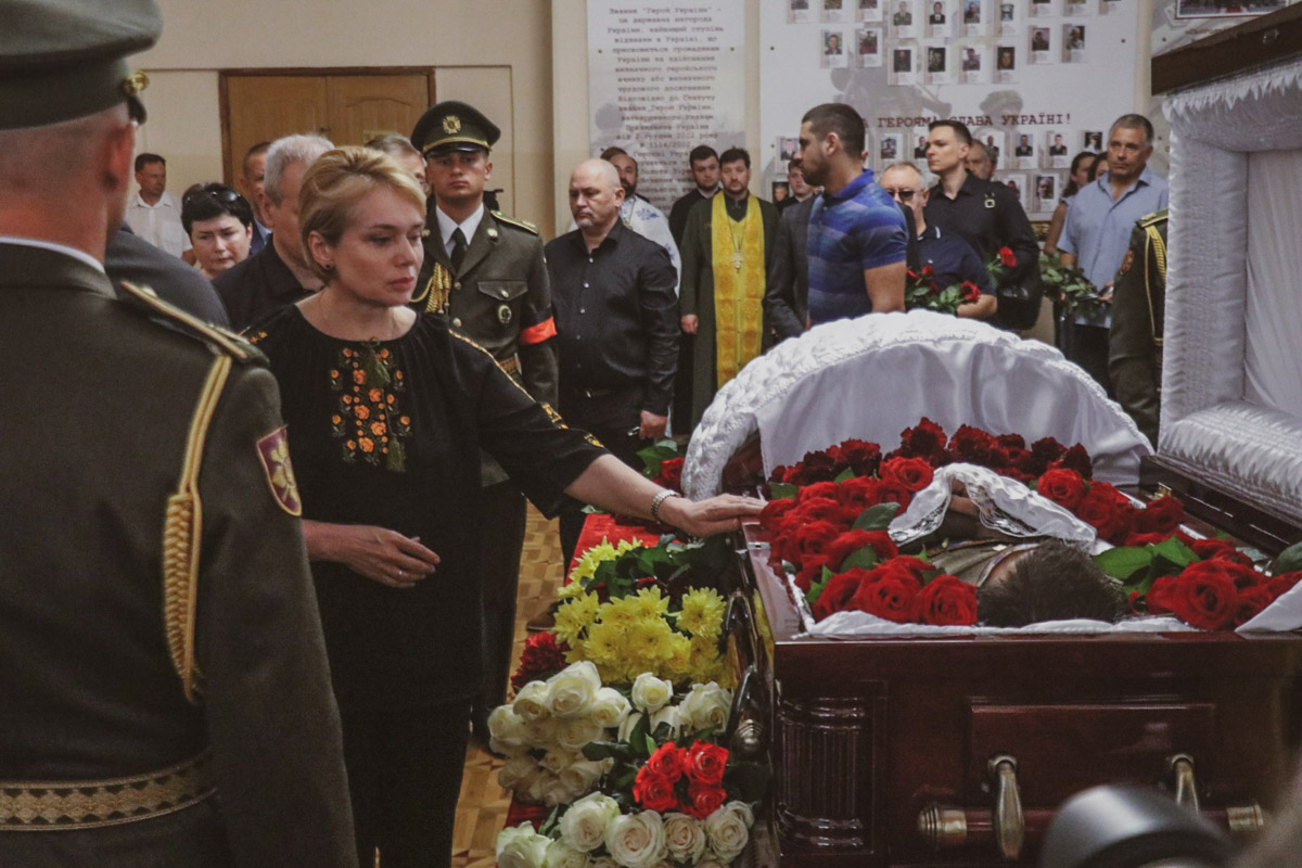 Министр образования и науки Украины Лилия Гриневич