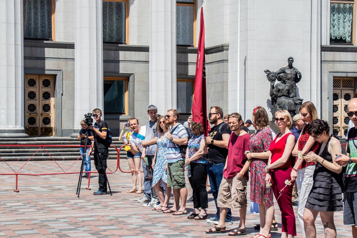 Активисты подготовили петицию, которая за короткий срок набрала более 25 000 подписей