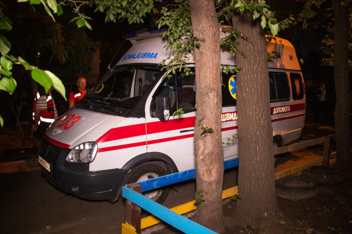 Мать парня госпитализировали в психиатрическую больницу имени Павлова