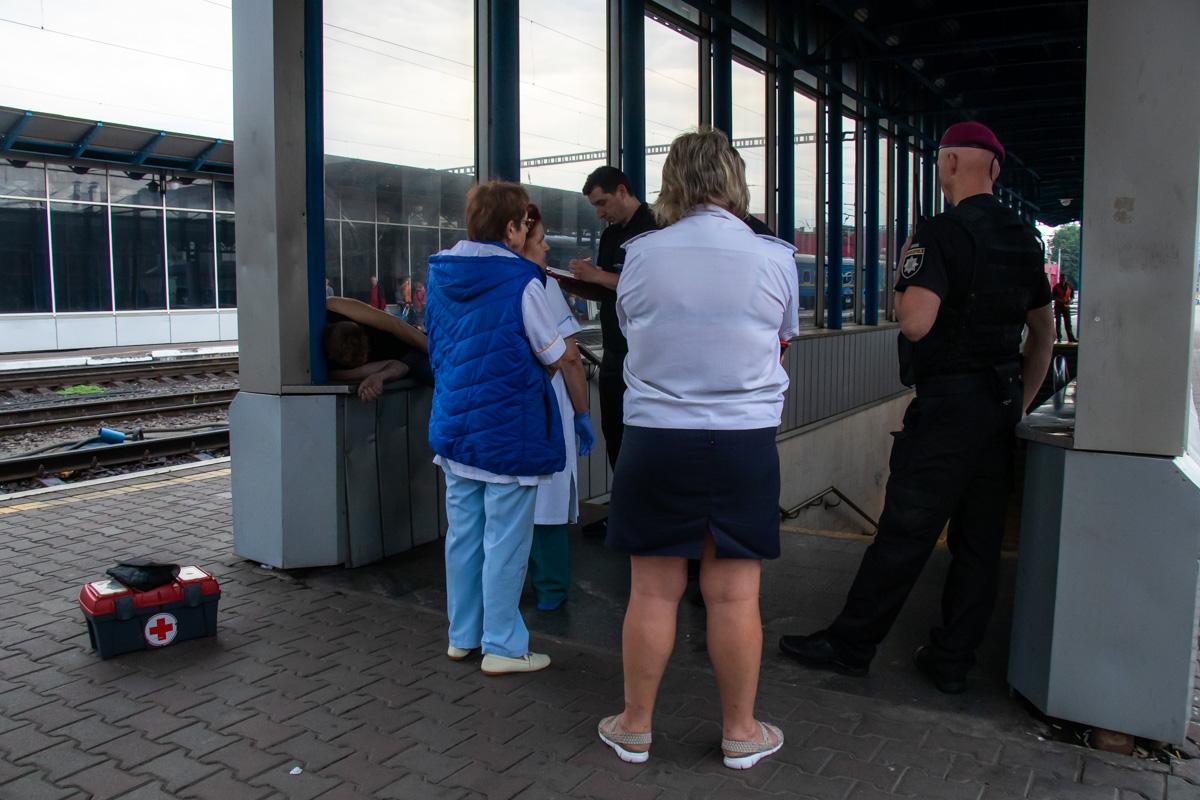 У мужчины в кармане был билет до Винницы на 5 июня