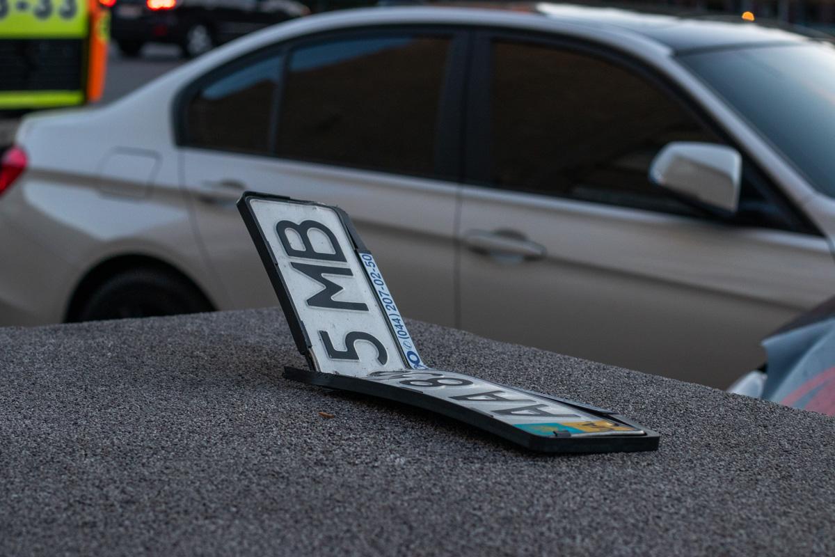 Обстоятельства аварии выясняют правоохранители