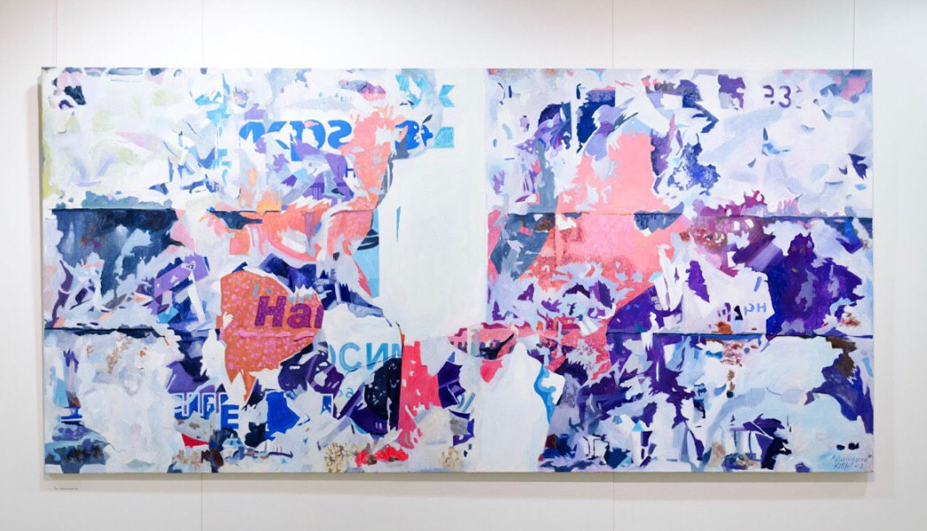 На выставке вы увидите большое количество гениальных картин