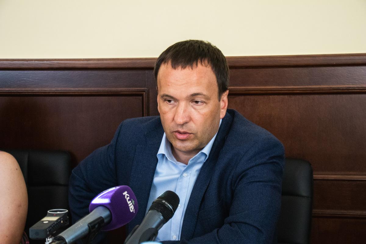 Петр Пантелеев отметил, что развитие системы раздельного сбора является частью стратегии по внедрению европейских методик