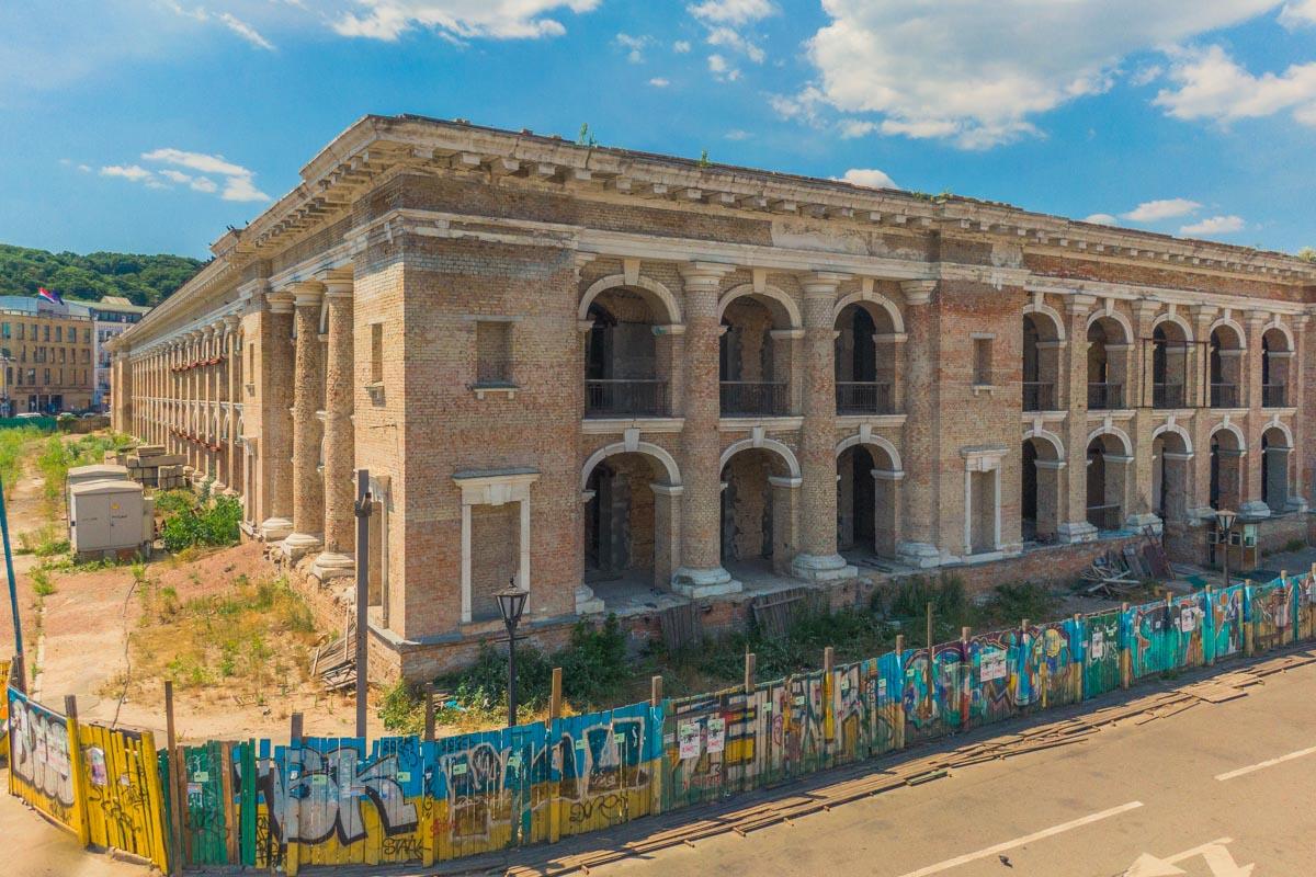 Киев не имеет права терять ценную архитектуру и свою историю