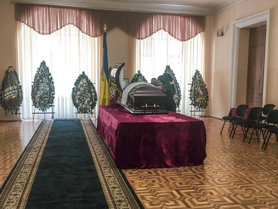Похороны Дмитрия Тымчука состоятся 22 июня вБердичеве Житомирской области