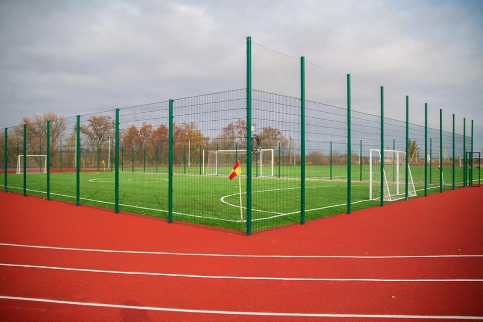 Этот стадион построили на месте пустыря