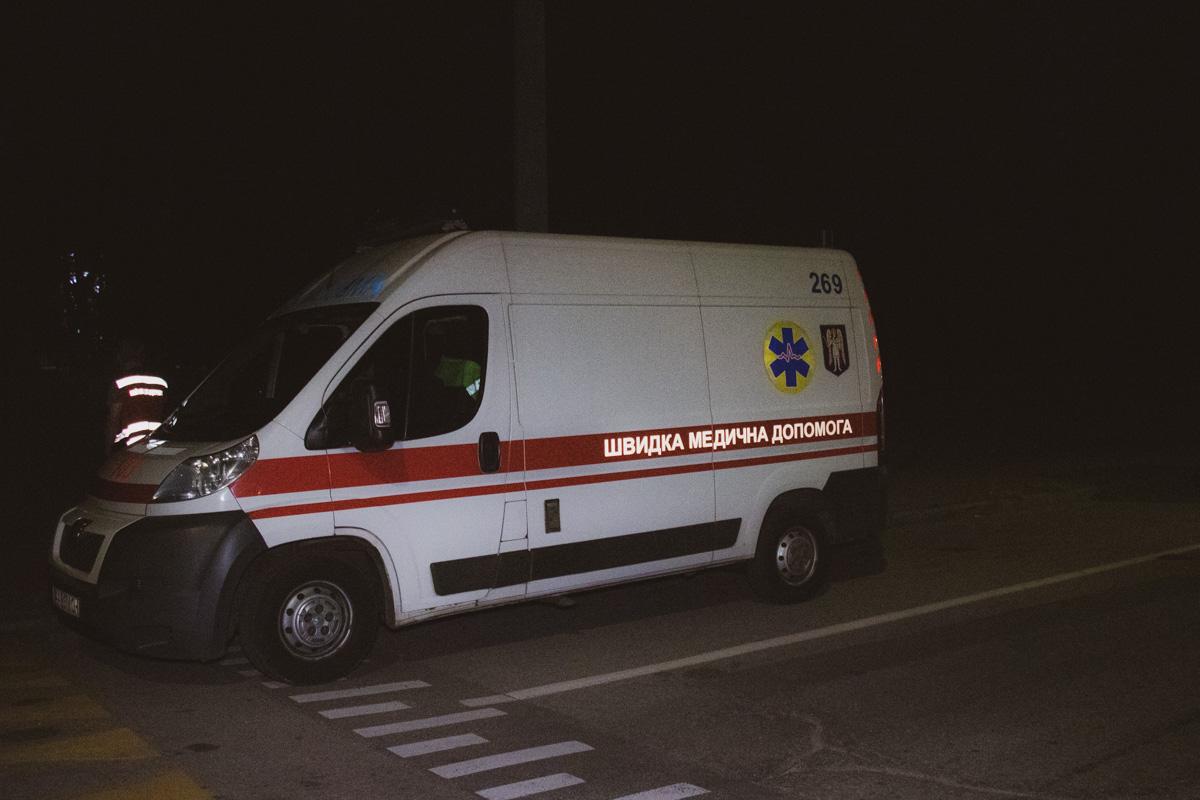 Смерть констатировали медики скорой помощи