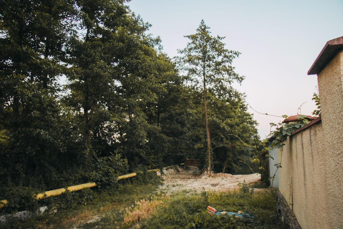 Труп погибшего находился в строительном вагончике, который он предварительно вскрыл