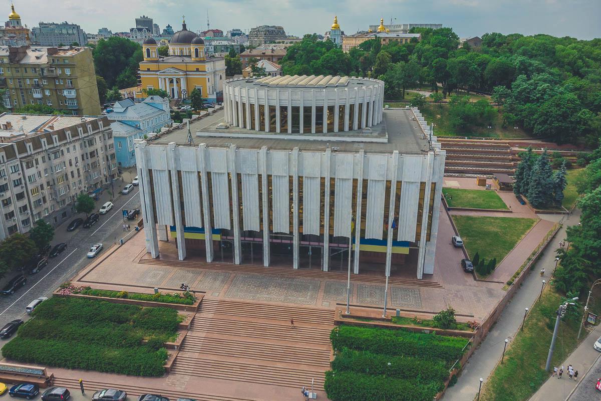 В четверг, 20 июня, в Киеве была произведена реорганизации Администрации Президента и образован Офис