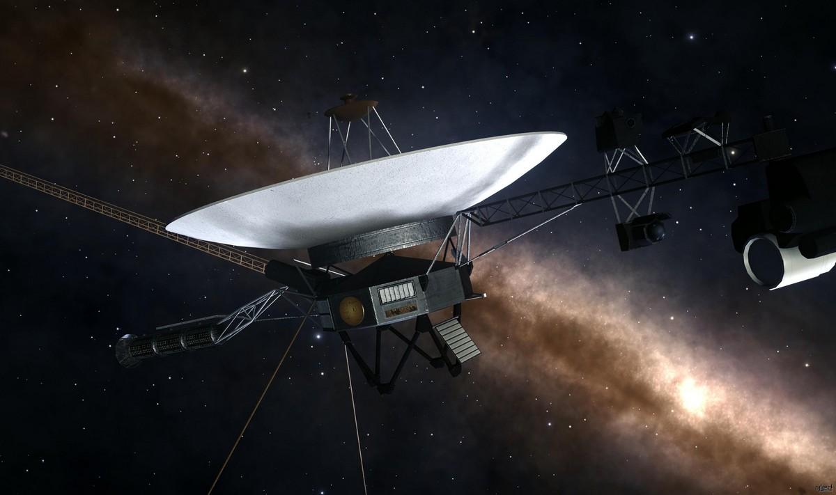 """""""Вояджер: Путешествие в бесконечность"""" рассказывает захватывающую историю о наиболее знаменательной космической миссии"""