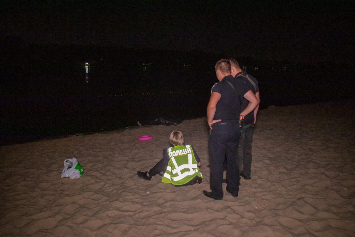 В субботу, 22 июня, в в Днепровском районе Киева произошел трагический случай