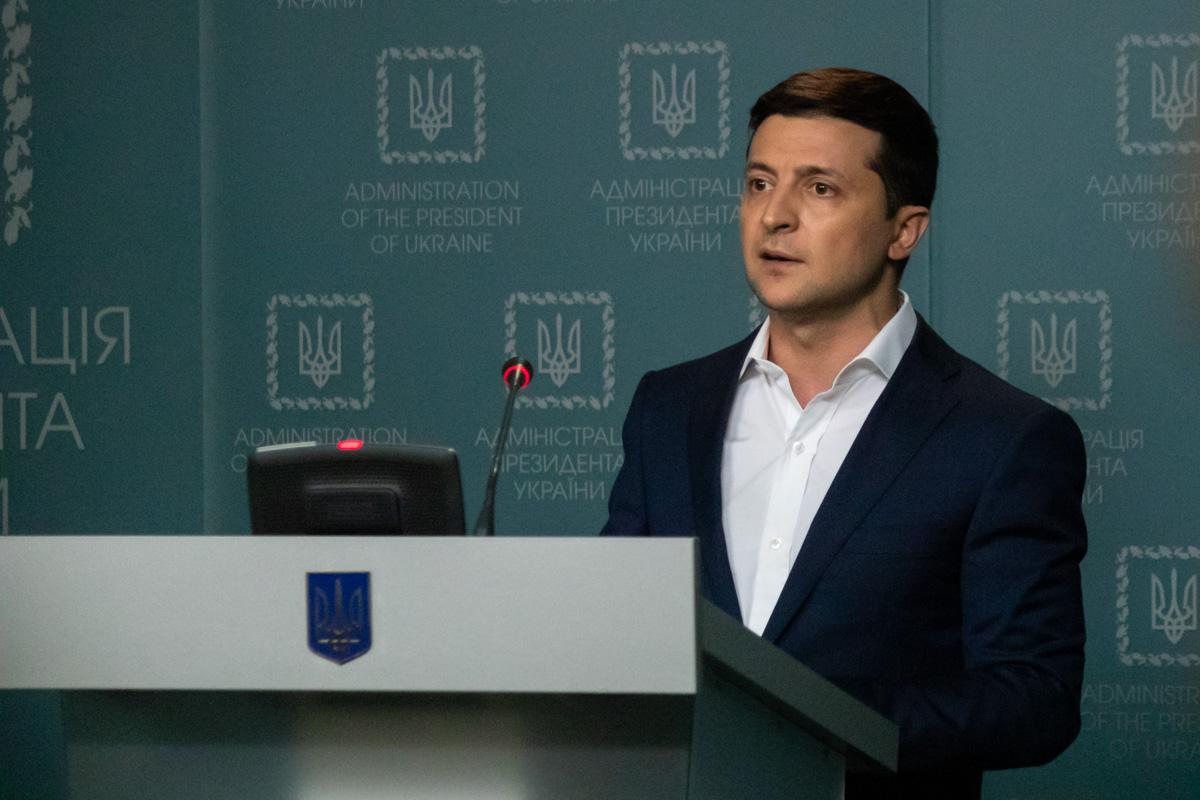 На ней гарант высказал свое недовольство касательно решений МИД и непосредственно Павла Климкина