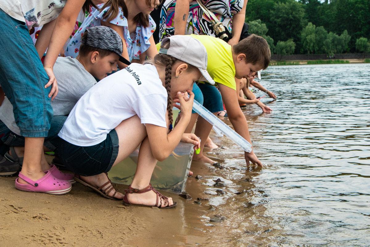 В воскресенье, 7 июля, в Украине отмечают День Днепра