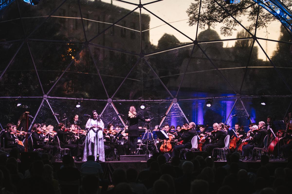 С 16 по 26 августа в Киеве во второй раз состоится фестиваль высокой музыки Bouquet Kyiv Stage