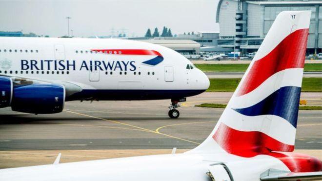 Деньги за бронь на рейсы British Airways также вернутся не сразу