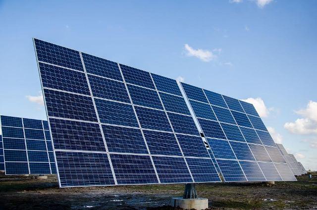 Солнечная станция «Солар Парк Подгородное» в Подгородном была построена за счет отечественных инвесторов
