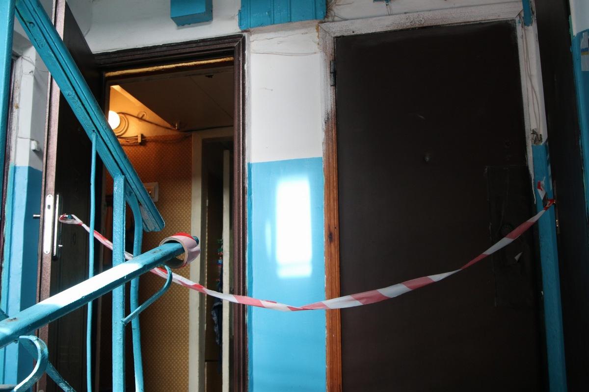 Убийство произошло в квартире погибшей на глазах у матери