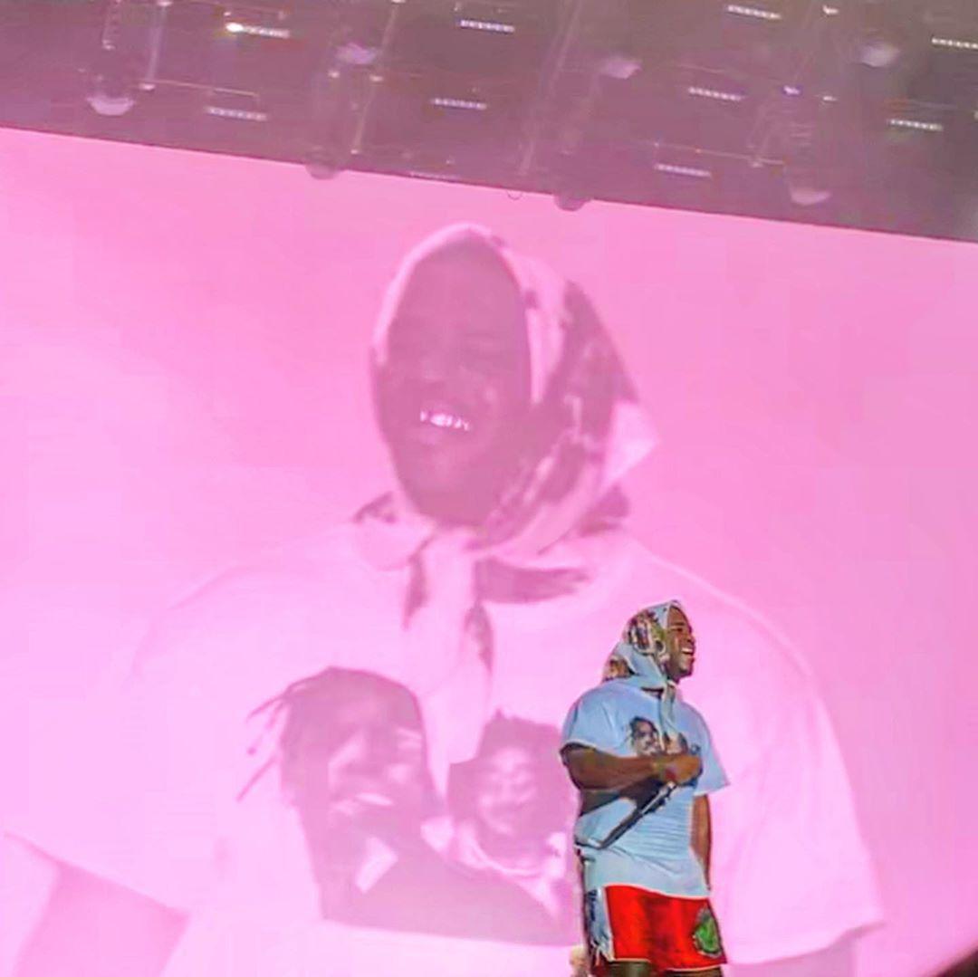 Наиболее ожидаемым стало выступление американского рэпераA$AP Ferg. Фото: @olaflorus