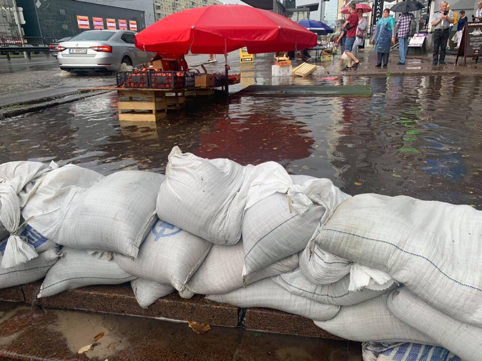 Лайфаки от потопов