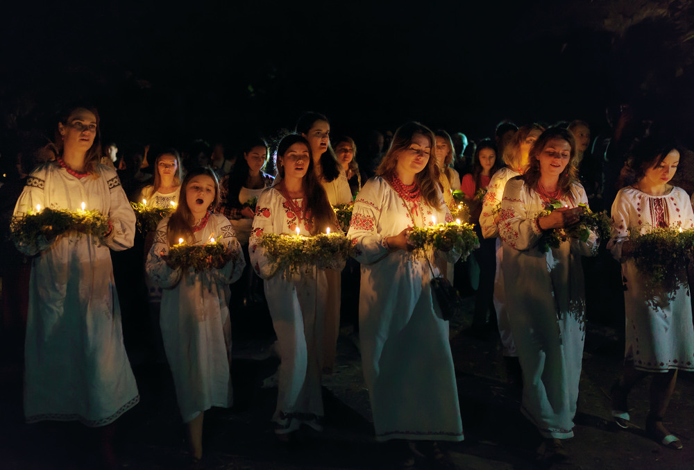 """Парк """"Феофания"""" также ежегодно приглашает на масштабное празднование Ивана Купала"""