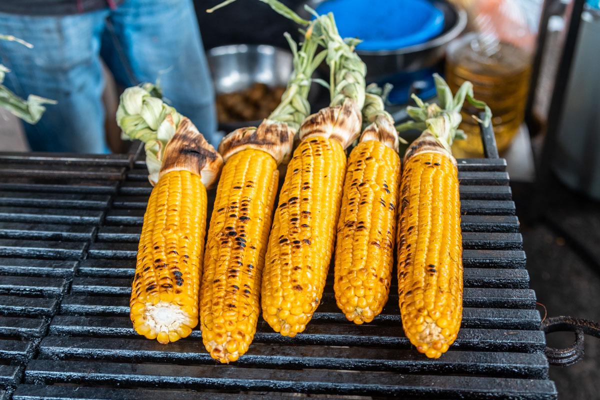 Кукурузку уже ели в этом году? А на гриле?