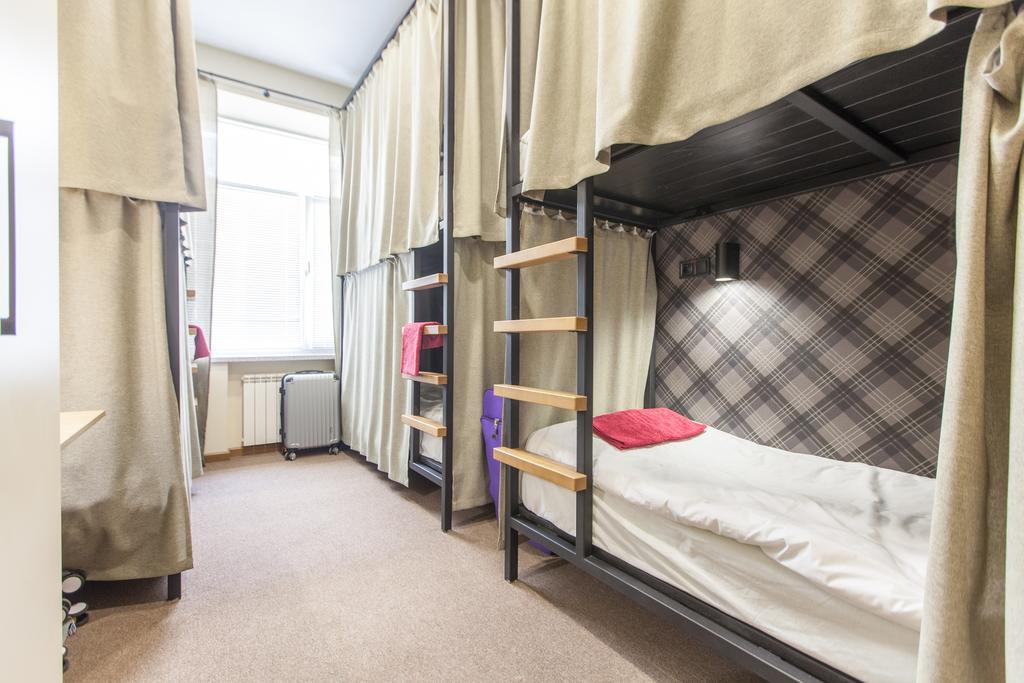 Чистые и светлые номера в Lucky Dream Hostel еще и обойдутся вам не в космическую сумму