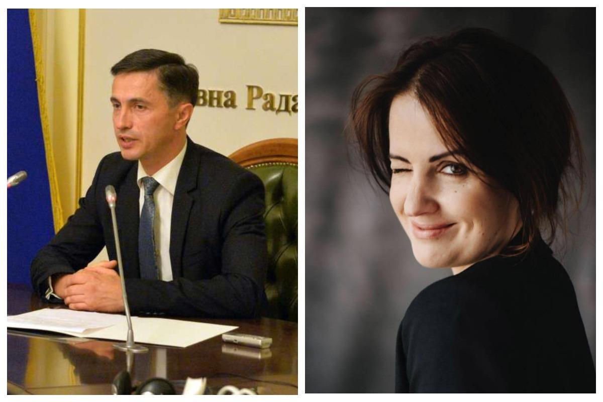 Петр Боднар и Татьяна Подольская