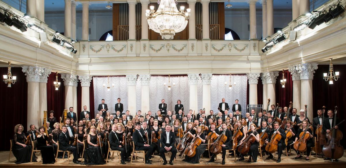 Государственный академический эстрадно-симфонический оркестр основан в 1979 году