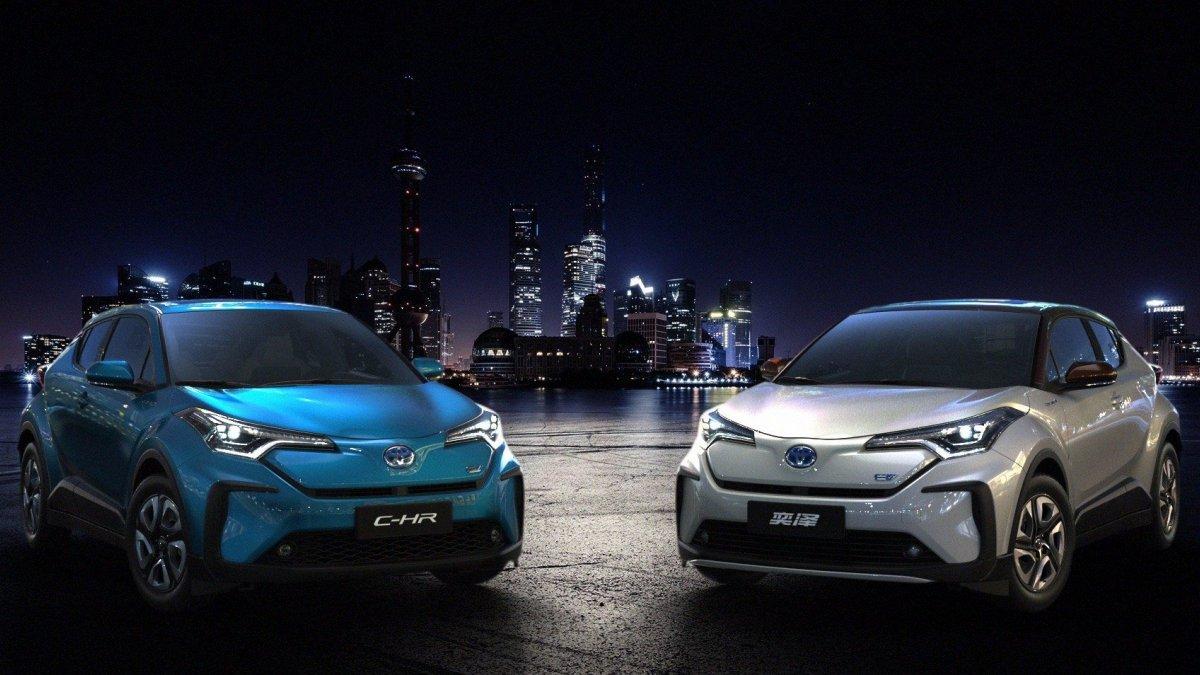 Toyota и BYD объединились для производства электроавтомобилей