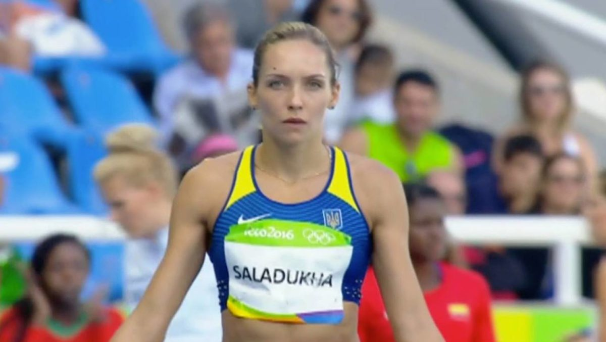 Ольга Саладуха, как и Жан Беленюк, займется развитием спорта