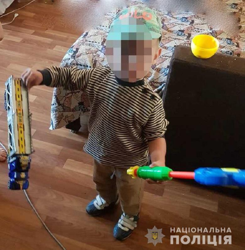 Ребенка удалось найти в течение нескольких часов благодаря оперативной работе копов