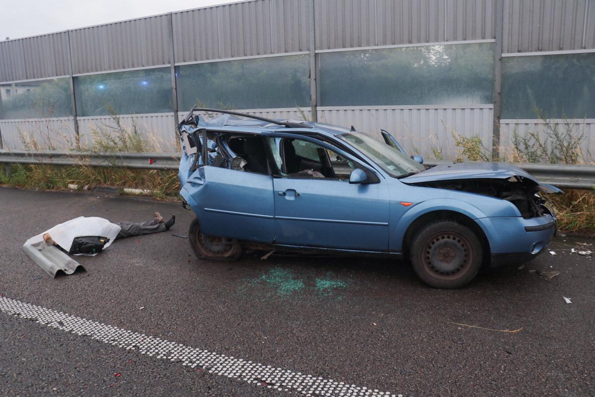 """Пассажир и водитель Ford погибли еще до приезда """"скорой"""""""