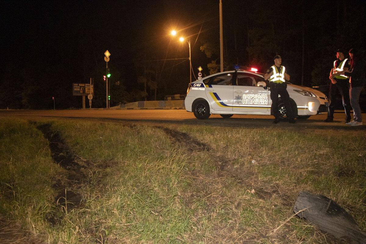 Водитель Skoda также пострадал - его доставили в больницу