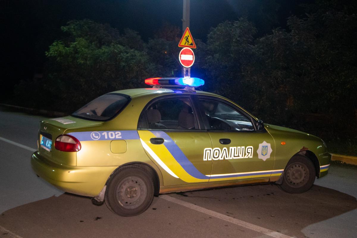 Подробности аварии будут выяснять правоохранители