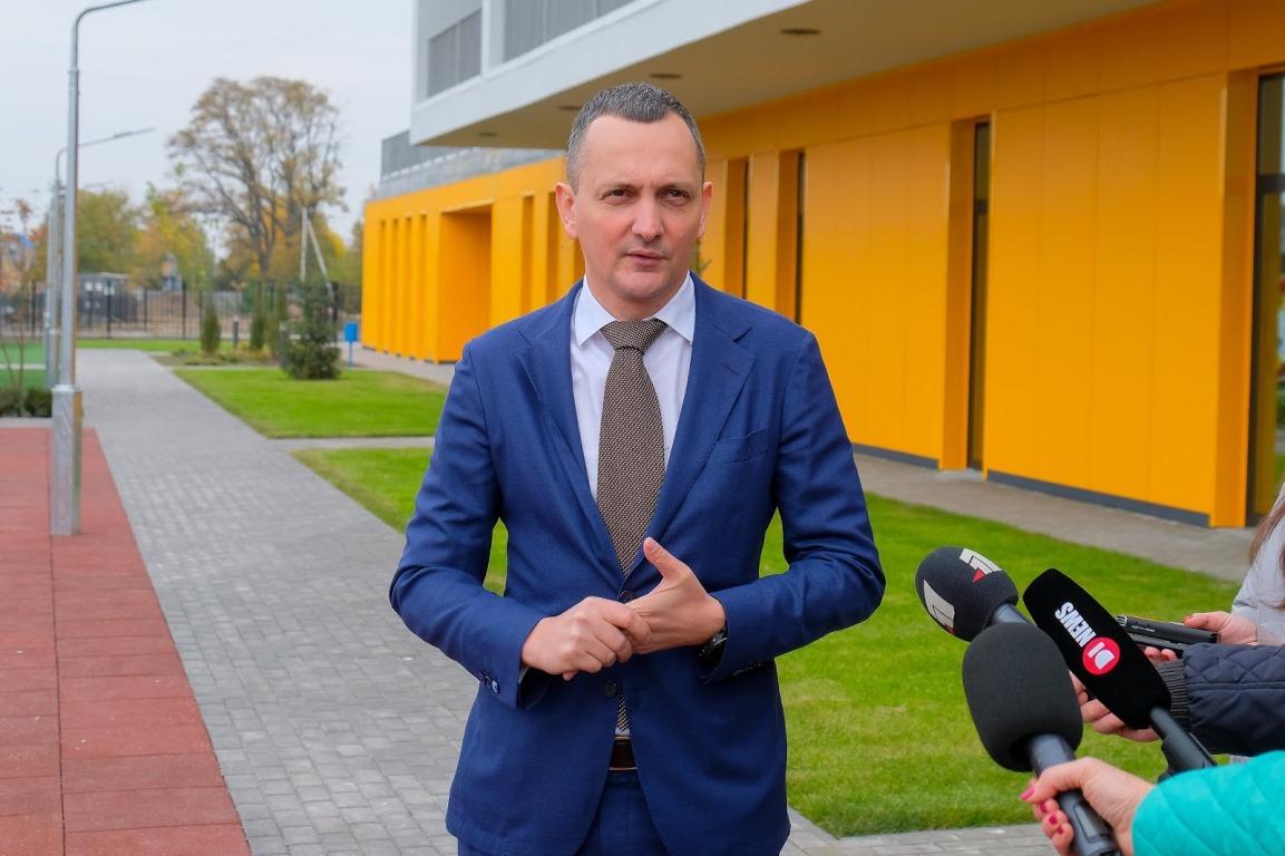 Юрий Голик будет делиться своим опытом в Институте Будущего