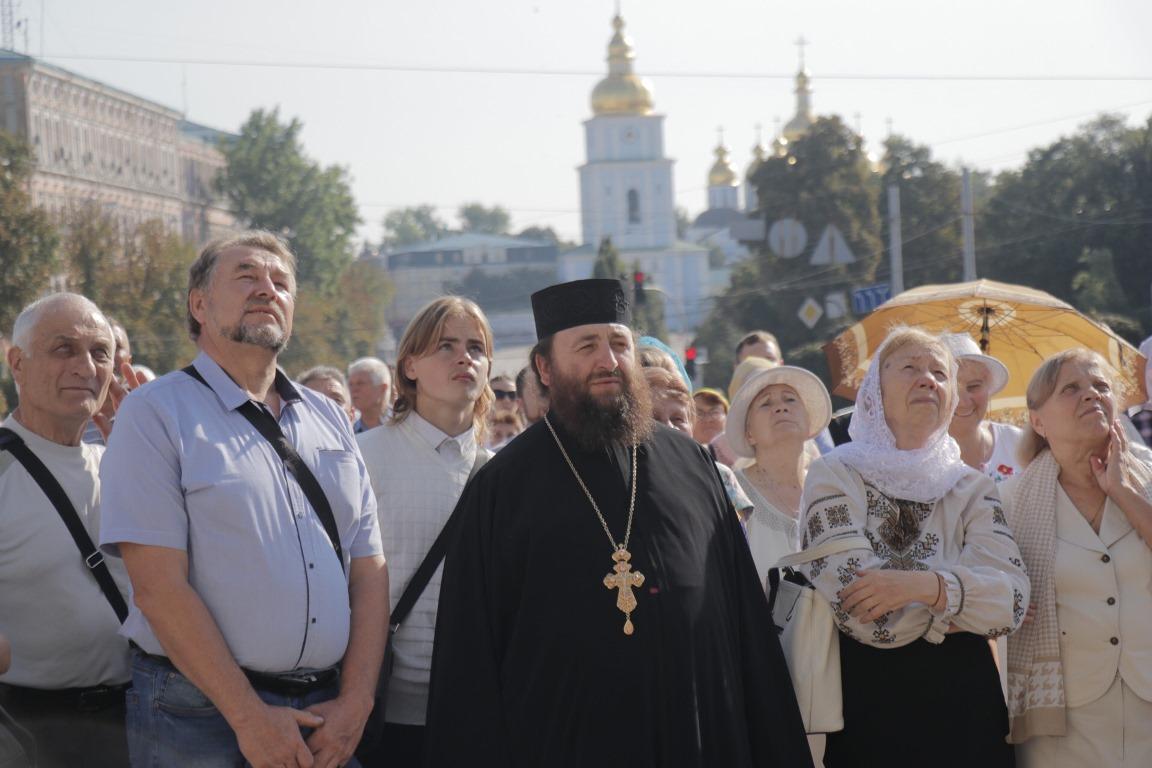 Православный Крестный ход традиционно приурочен к празднику Крещения Руси