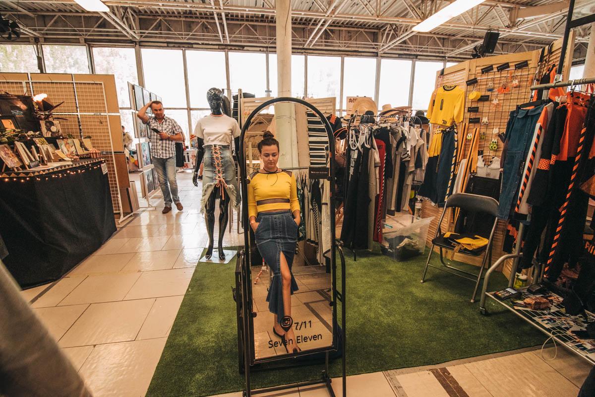 Образ от украинского бренда Seven eleven будет стоить 4300 гривен