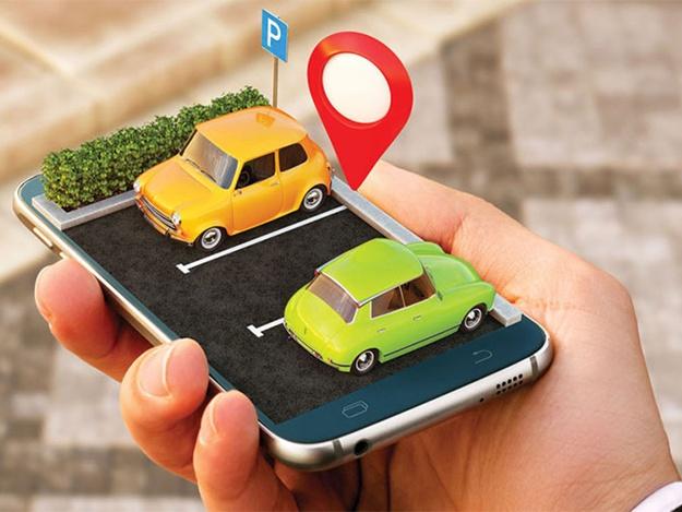 """В Харькове появятся """"умные парковки"""", которые управляются приложением"""